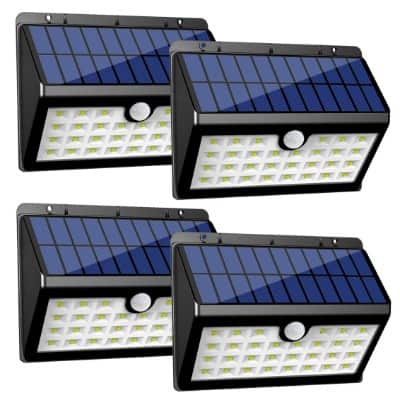 InnoGear Upgraded Solar Spotlights
