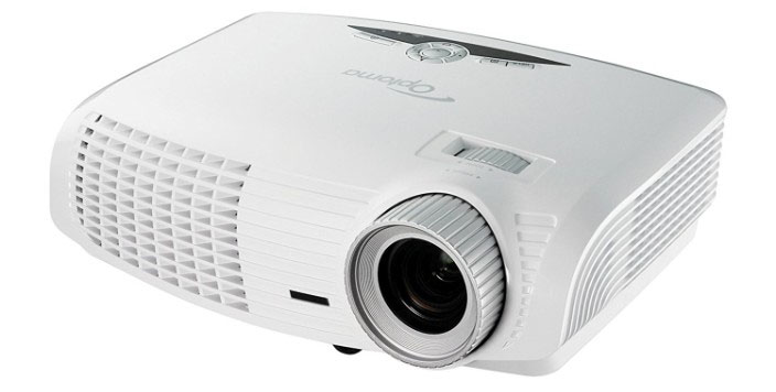 Optoma HD25-LV 3D DLP Home Theater Projector, 1080p