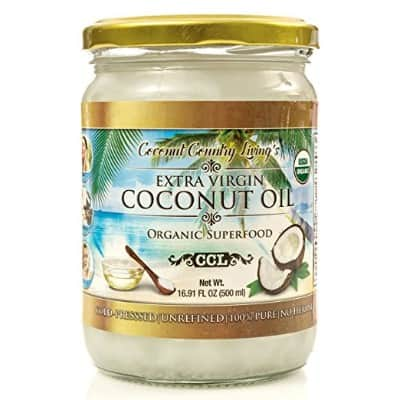 Organic Pure Virgin Coconut Oil 16.91 Oz.