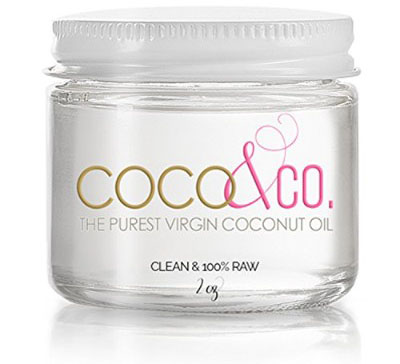 COCO_ CO Coconut Oil for the Hair _ Skin (2oz) Mini Jar