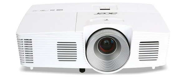 Acer H5380BD Home Theater Projector, 720p