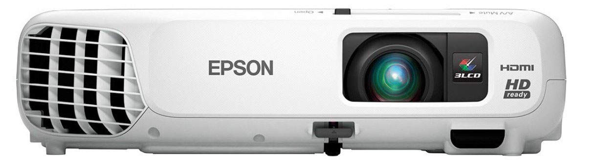 Epson 730HD Home Entertainment Projector