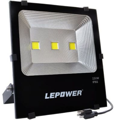 LEPOWER New Craft LED Flood Lights, 150W