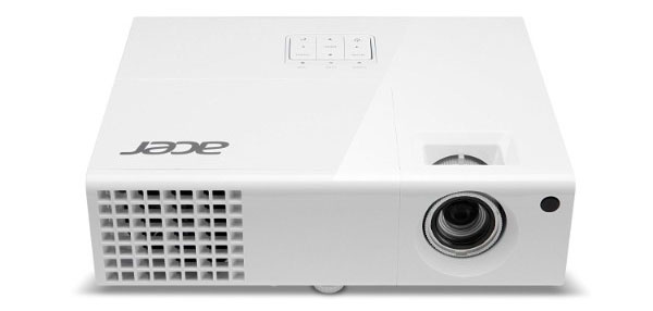 Acer H6510BD White 3D Home Theater Projector