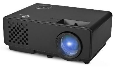Croyale Portable HD 1080P Projector, 1200 Lumens