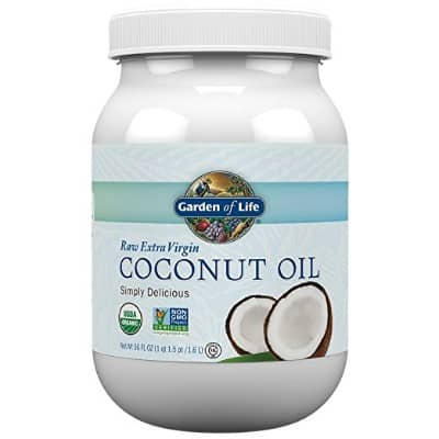 Garden of Life Virgin Organic Coconut