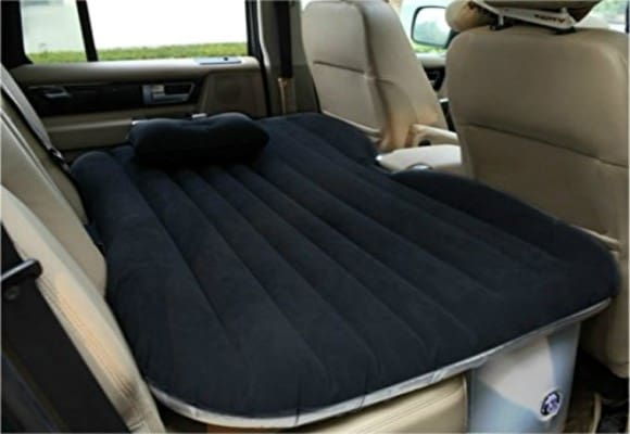 Heavy Duty Travel Car Inflatable Mattress