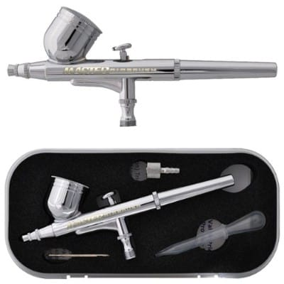 Master Airbrush Multi-purpose Airbrush Kit
