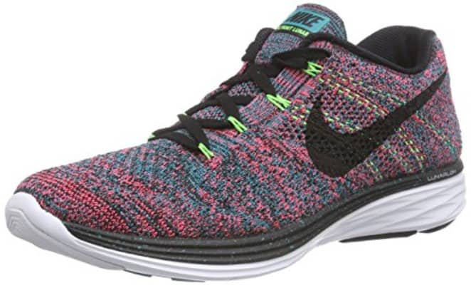 Nike Women's Flyknit Lunar3 Running Shoes