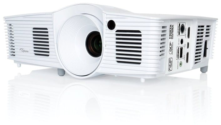 Optoma HD28DSE 3D 1080P DLP Home Theater Projector