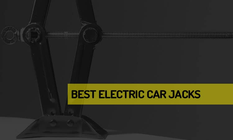The 9 Best Electric Car Jacks In 2021 | Review & Buyer's Guides