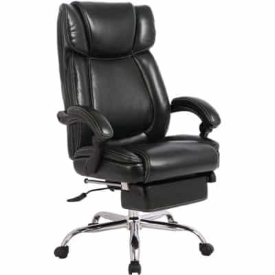 Merax Inno Series High Back Office Chair (Black)