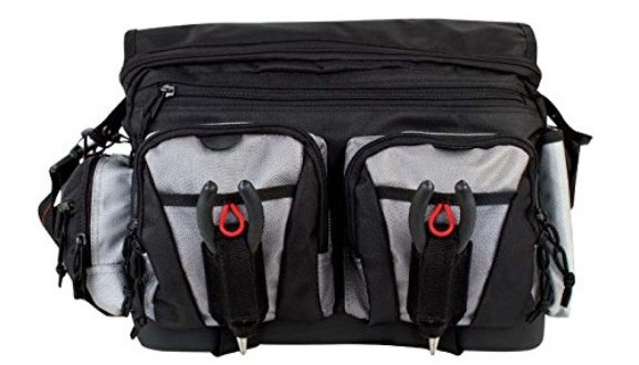 Spiderwire SPA006 Wolf Black Tackle Bag