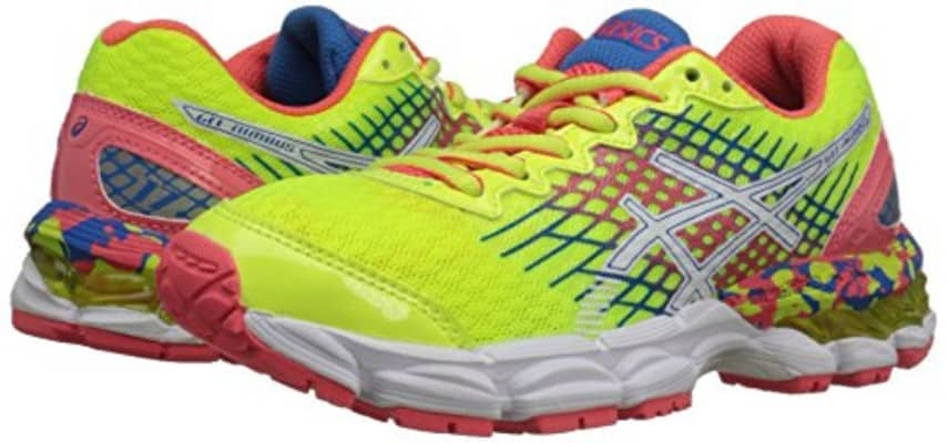 ASICS GEL-Nimbus 17 GS Running Shoe (Little Kid:Big Kid)