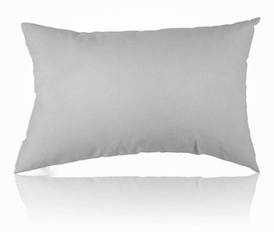 Continental Bedding Goose Down Luxury Pillow, Queen, White, 550 Fill Power