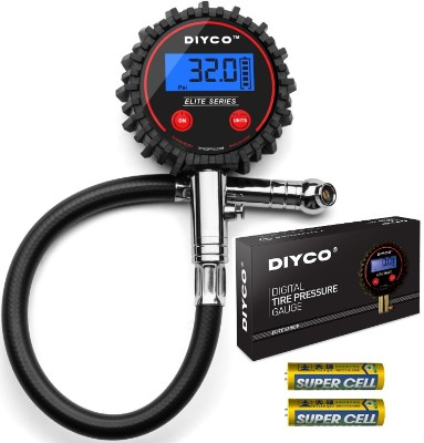 DIYCO 150PSI Digital Tire Pressure Gauge