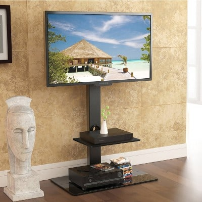 Fitueyes TT207001MB l TV Mount and Stand for 32 to 65 inches Flat TVs (LCD, LED, and Plasma)