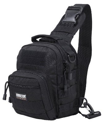 Seibertron Tactical Outlaw Pack plus Concealed Weapon Pack