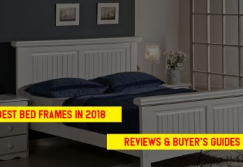 Top 9 Best Bed Frames in 2018 Reviews & Buyer's Guides