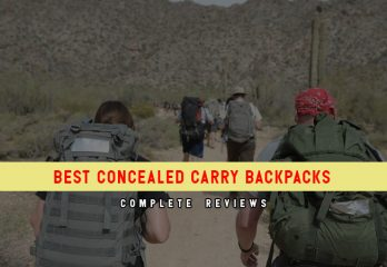 Top 8 Best Concealed Carry Backpacks in 2018 Reviews