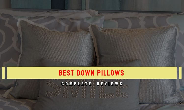 Top 8 Best Down Pillows In 2021 Review & Why You Need One?