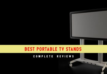 The 8 Best Portable TV Stands You Should Own In 2018