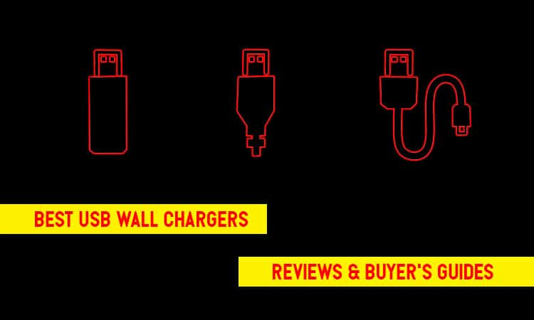 Best USB Wall Chargers
