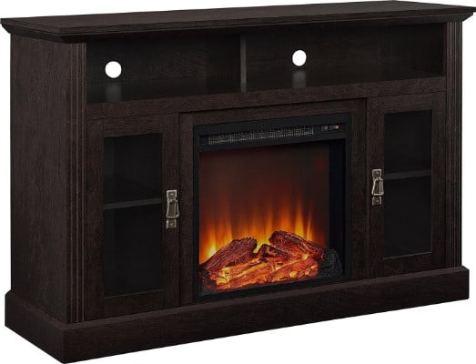 Chicago Electric Fireplace TV Console
