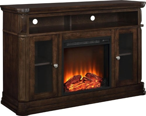 Top 10 Best Electric Fireplace Tv Stands In 2019 Reviews