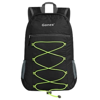 Water Resistant Packable Hiking Daypack
