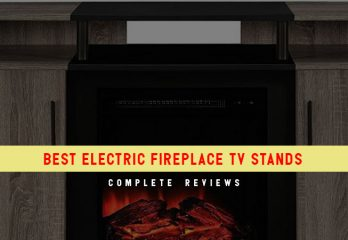 Top 10 Best Electric Fireplace TV Stands in 2018 Reviews