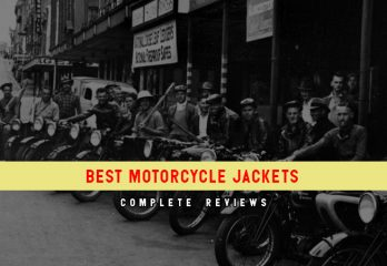 8 Best Motorcycle Jackets in 2018 | Reviews Of The Top Products