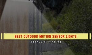 Best Outdoor Motion Sensor Lights