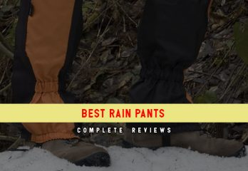 Top 10 Best Rain Pants in 2018 Reviews