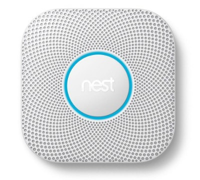 Nest Protect Carbon Monoxide and Smoke Detector Alarm