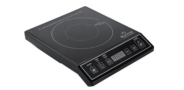 Secura 9100MC Portable Induction Cooktop, 1800W, Black
