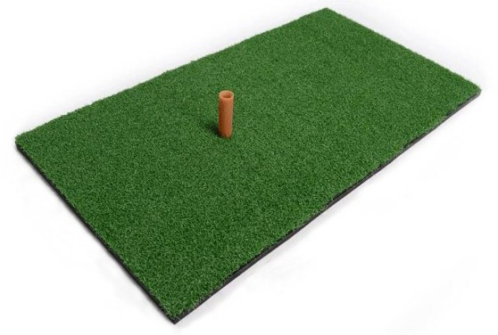 Faswin Green Golf Hitting Mat 12 x 24 inch