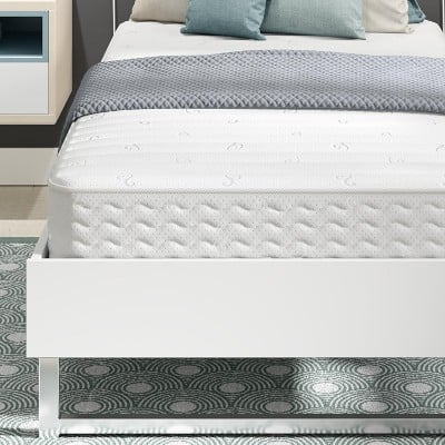 Signature Sleep CertiPUR-US Certified 8-inch Foam Mattress, Twin