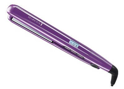 Remington 1-inch S5500 Hair Straightener, Purple