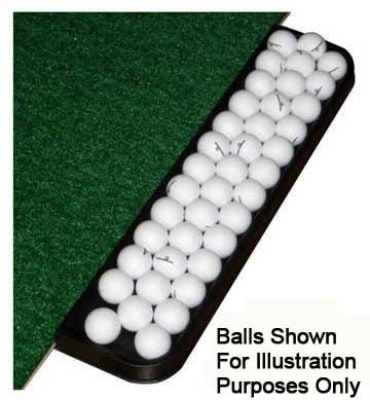 4' x 5' Dura-Pro Plus PREMIUM Commercial Golf Mat FREE Golf Ball Tray, FREE Balls AND FREE Tees