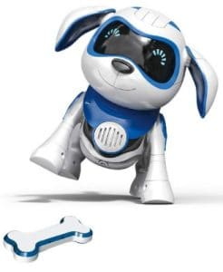 Yeezee Wirless Robot Puppy, Interactive Little Baby Pup