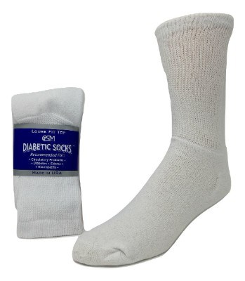 Creswell Diabetic Socks