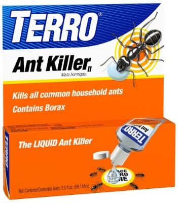 TERRO 2 Oz. Liquid Ant Killer ll T200