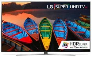 LG Electronics 86UH9500 86-Inch 4K Ultra HD Smart LED TV