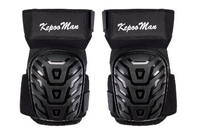 Professional Knee Pads with Heavy Duty Foam Padding and Anyprize