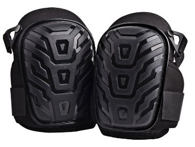 World Backyard Professional Knee Pads Soft Gel Cushion Heavy Duty