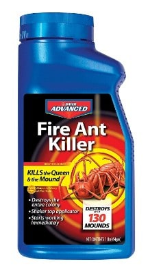 Bayer Advanced 502832 Fire Ant Killer Dust, 16 Oz.