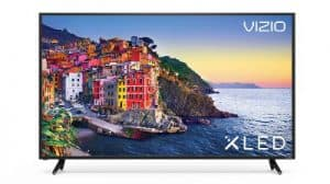 VIZIO E80-E3 1080p Smart HDR XLED TV, 80, Black (2017)