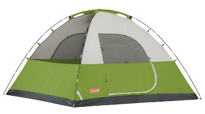 Coleman Sundome 6-Person Dome Tent, Green