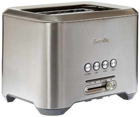 Breville BTA730XL the Bit More 4-Slice Toaster